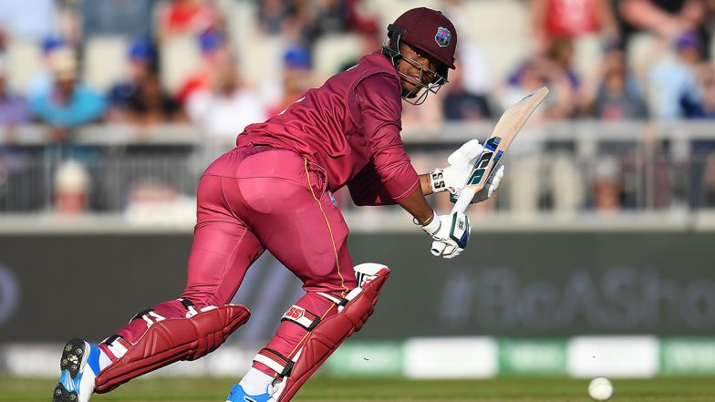 India vs West Indies, 1st T20I 2019: Shimron Hetmyer's Maiden T20I Half-Century Guides Visitors to 207/5