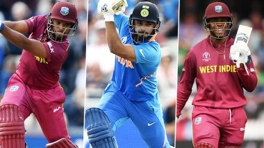 India vs West Indies, 2nd ODI 2019, Key Players: Shimron Hetmyer, Rishabh Pant, Nicholas Pooran and Other Cricketers to Watch Out for in Vizag