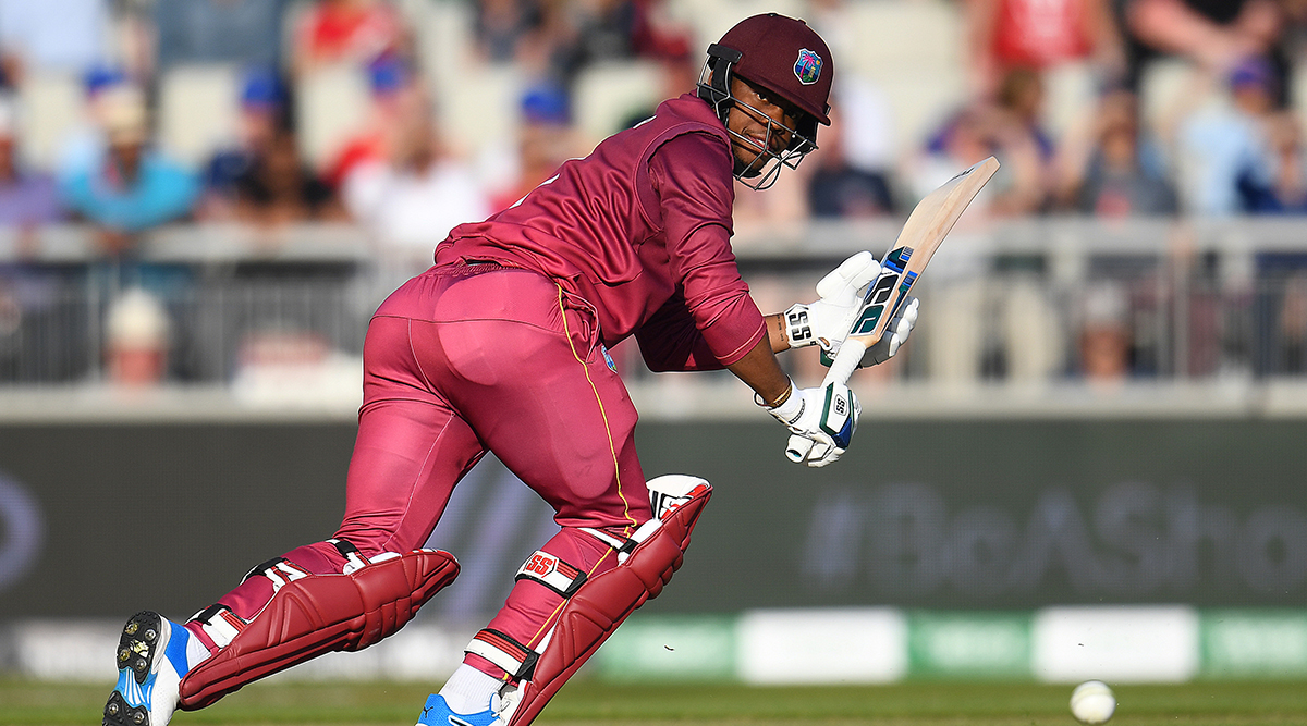 Shimron Hetmyer Slams His 5th ODI Century During India vs West Indies 1st ODI 2019, Twitterati Laud the Youngster