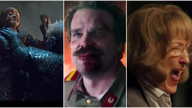 Year Ender 2019: Game Of Thrones, Stranger Things, Big Little Lies and Other Shows That Served Us the Most Shocking TV Moments This Year!