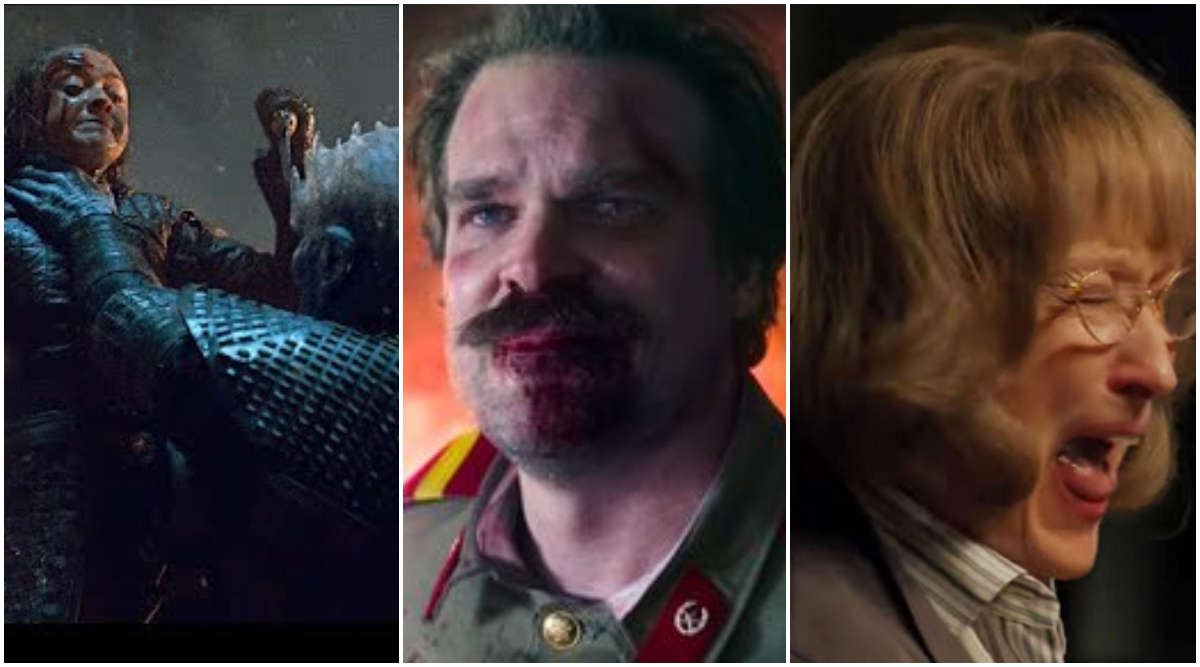 Year Ender 2019: Game Of Thrones, StrangerThings, Big LittleLies and Other Shows That Served Us the Most Shocking TV Moments This Year!