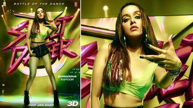 Street Dancer 3D: Shraddha Kapoor Sheds Her Cute-Bubbly Image With This New Swagger Avatar! (View Pic)