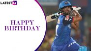 Shreyas Iyer Birthday Special: Revisit Best Knocks of Delhi Capitals Skipper in Indian Premier League (Watch Videos)