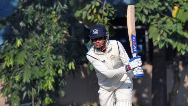 India Test Squad For New Zealand 2020 Series: Shubman Gill and Navdeep Saini Named in The Side For Two-Match Series