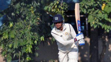 Shubman Gill Scores Century in Vidarbha vs Punjab Ranji Trophy 2019-20 Match