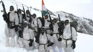 Indian Army Soldiers Serving in Siachen Get Personal Kit Worth Rs 1 Lakh Including Gadget to Detect Avalanche