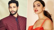 Deepika Padukone and Gully Boy Fame Siddhant Chaturvedi to Feature in a Shakun Batra Directorial; Film To Have Intense Romantic Scenes?