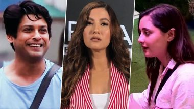 Bigg Boss 13: Ex-Winner Gauahar Khan Slams Makers For Supporting Sidharth Shukla, Also Gives An Earful To Rashami Desai (View Tweets)