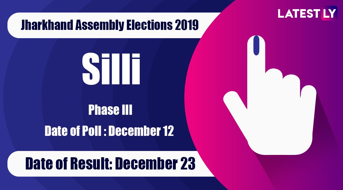 Silli Vidhan Sabha Constituency Result in Jharkhand Assembly Elections 2019: Sudesh Kumar Mahto of AJSU Wins MLA Seat