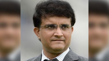 Sourav Ganguly Compares Coronavirus Pandemic to Test Match on 'Dangerous Wicket', Says 'There Is Very Little Margin for Error but We Hope That We Will Win This Match Together'