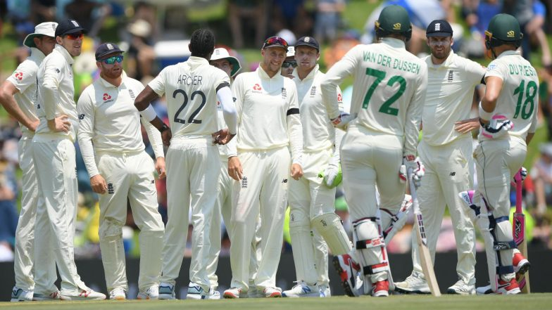 South Africa vs England Live Cricket Score, 3rd Test 2019–20, Day 5: Get Latest Match Scorecard and Ball-by-Ball Commentary Details for SA vs ENG Test From Port Elizabeth