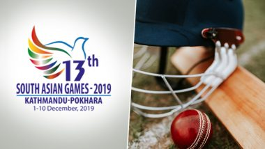South Asian Games 2019 Men's Cricket Points Table: Check Full Country-Wise Team Standings in 13th Edition of SAG