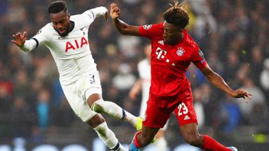 Bayern Munich vs Tottenham Hotspur, UEFA Champions League Live Streaming Online: Where to Watch UCL 2019–20 Group Stage Match Live Telecast on TV & Free Football Score Updates in Indian Time?