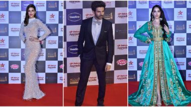 Star Screen Awards 2019 Red Carpet: Kriti Sanon, Kartik Aaryan, Nora Fatehi Arrive in Style (View Pics)