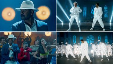 Street Dancer 3D Song Muqabala: Shraddha Kapoor-Varun Dhawan Recreate the Iconic Track with Prabhudheva, and It Is LIT! Watch Video