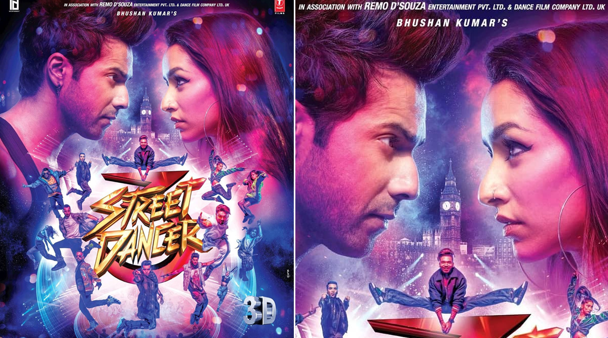 Street Dancer 3D Quick Movie Review: Varun Dhawan, Shraddha Kapoor and Nora Fatehi Burn The Streets With Some Cool Moves