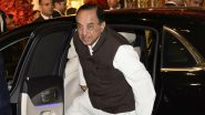 'Shiv Sena Did Not Vote Against CAB': Subramanian Swamy Asks BJP to Bring Uddhav Thackeray's Party Back Into NDA