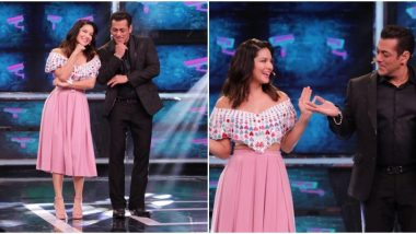 Bigg Boss 13: Ragini MMS Hottie Sunny Leone Surprises Salman Khan With A Birthday Cake, Thanks The Superstar For The Best Bigg Boss Session She Ever Had