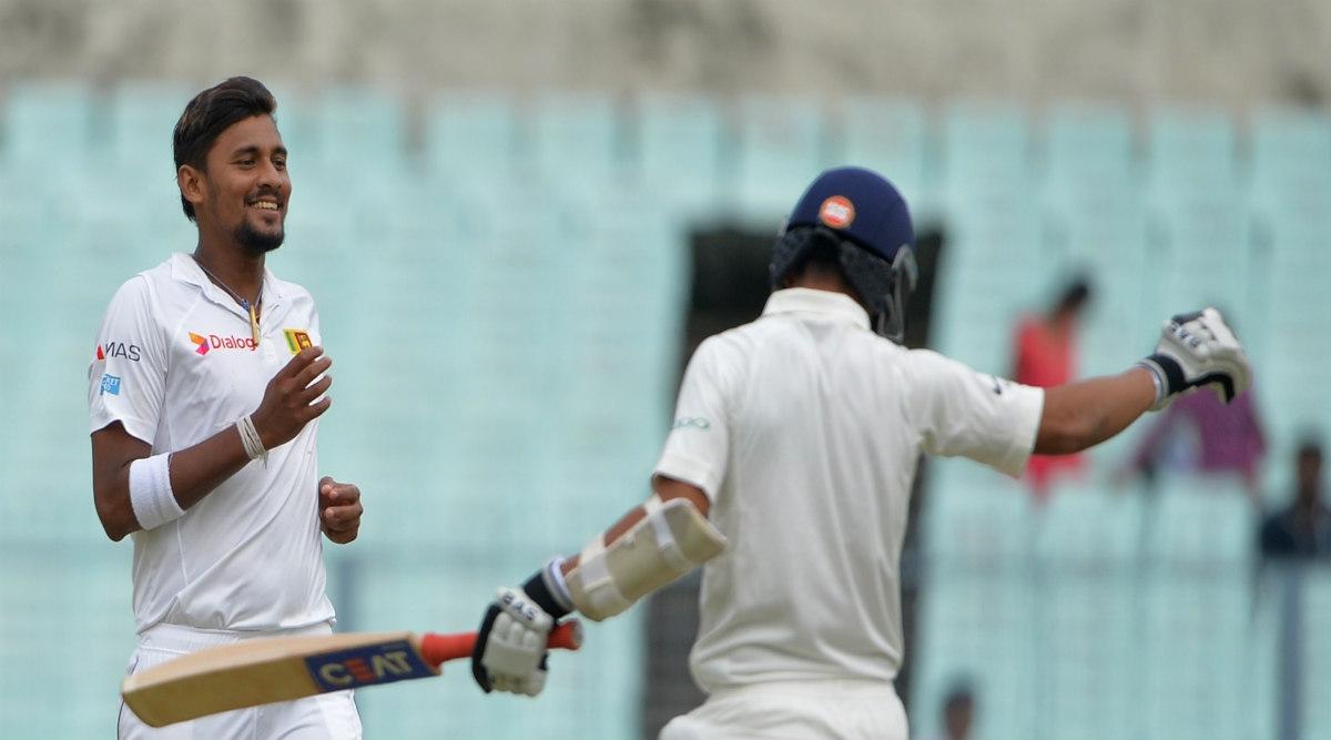 Pakistan vs Sri Lanka Test Series 2019: Suranga Lakmal Ruled Out Against Pak Due to Dengue