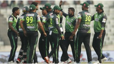 Dhaka Platoon vs Sylhet Thunder Dream11 Team Prediction in Bangladesh Premier League 2019–20: Tips to Pick Best Team for DHP vs SYL Clash in BPL T20 Season 7