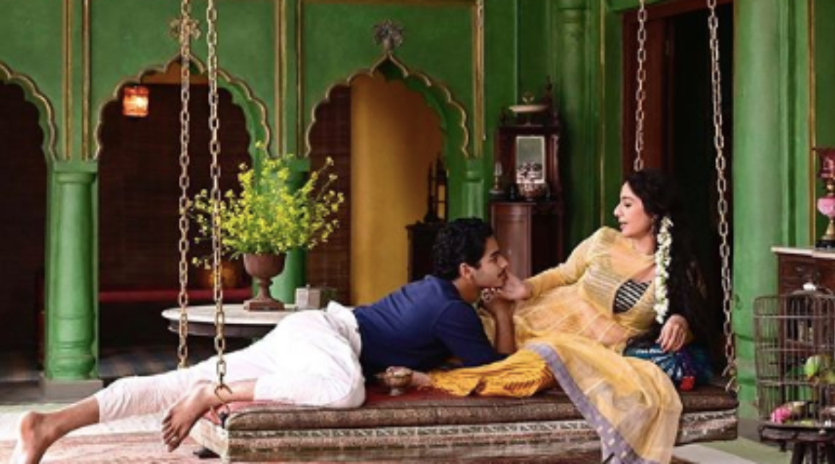 A Suitable Boy First Look: Ishaan Khatter's Moustached Look and Tabu's Charm are Enough to Get You Excited for This Mira Nair Helmed Series (View Pic)