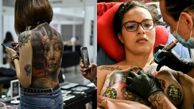 Malaysia Slams Tattoo Expo Over Half-Naked Pics, Gets Termed as 'Porn'