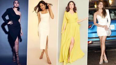Janhvi Kapoor, Sara Ali Khan and Kareena Kapoor Khan's Delightful Fashion Choices Brighten up our Week (View Pics)
