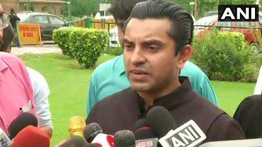 'PM Narendra Modi's Clothes Remark Aimed at Demonising Muslims and Assam Citizens': Activist Tehseen Poonawalla Files Complaint With EC