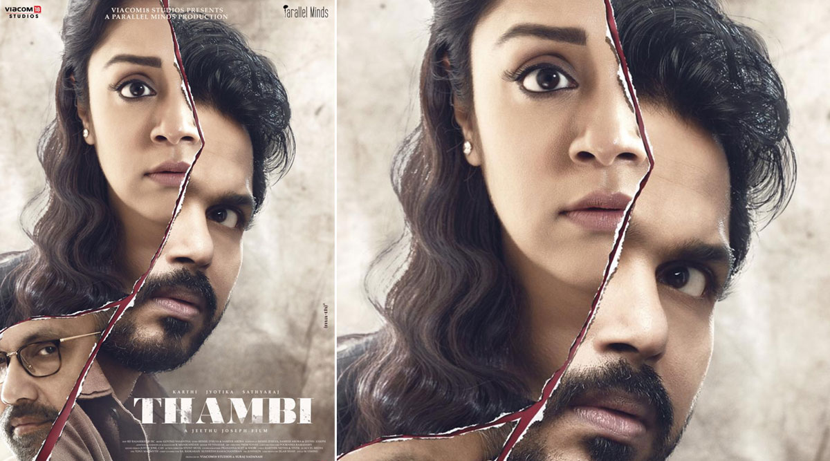 Thambi Movie Review: Karthi and Jyothika Starrer Is a Feel ...