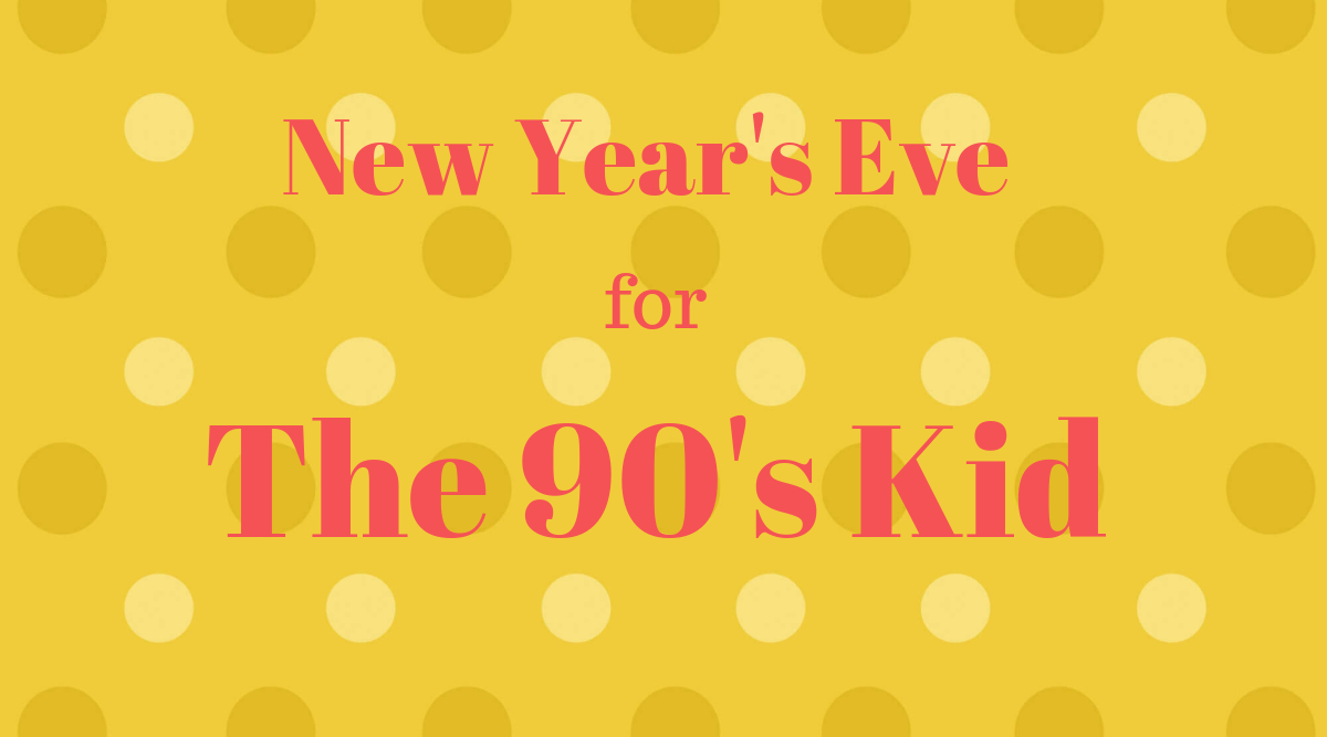 From Watching New Year Specials on DD1 to Partying With Colony Friends, What New Year's Eve Meant To Every 90's Kid!