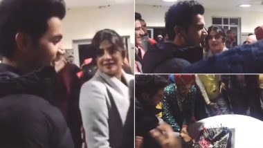 The White Tiger: Priyanka Chopra, Rajkummar Rao and Co Celebrate as As They Complete 50 Days Of Shoot of This Netflix Film (Watch Video)