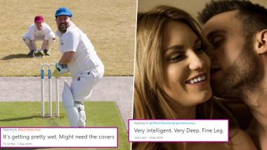 Tweet Asking 'Things You Can Say During During Both Cricket and Sex' Goes Viral With Funniest Responses