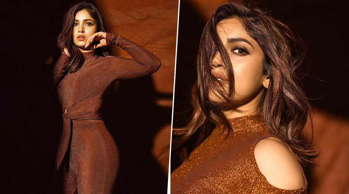 Thrifty Style: Bhumi Pednekar's Shimmery Style Is Afforable AF This Party Season (View Pics)