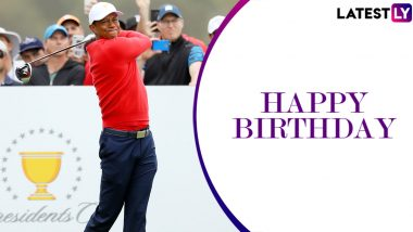 Tiger Woods Birthday Special: Lesser Known Facts About Legendary Golfer