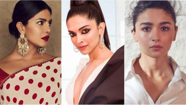 Timeless Beauty Look Book: From Deepika Padukone's Dramatic Eyes to Priyanka Chopra Jonas' Red Lips, Top 5 Looks to Get Inspired From
