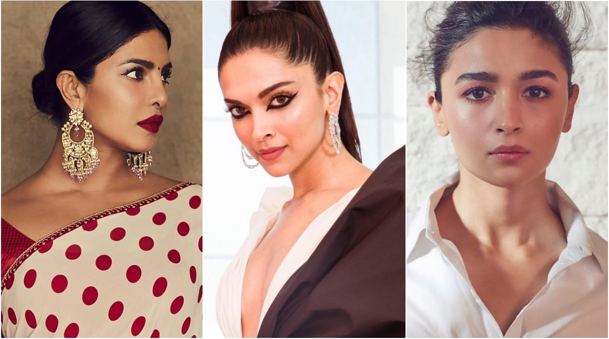 Timeless Beauty Look Book: From Deepika Padukone's Dramatic Eyes to Priyanka Chopra Jonas' Red Lips, Top 5 Looks to Get Inspired From