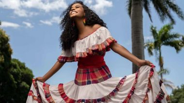 Beautiful Pictures of Toni-Ann Singh, Miss World 2019 Winner From Jamaica