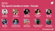 Most Tweeted Handles in Sports 2019 - Female: PV Sindhu, Hima Das, Sania Mirza & Other Top Female Twitter Profiles in India
