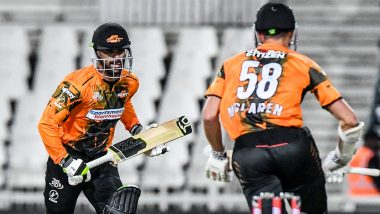 Mzansi Super League 2019, Nelson Mandela Bay Giants vs Tshwane Spartans Live Streaming Online on Sony Liv: How to Watch Free Live Telecast of NMG vs TST on TV in India