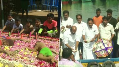 Tsunami Victims Remembered on 15th Anniversary of Tragedy in Tamil Nadu and Puducherry