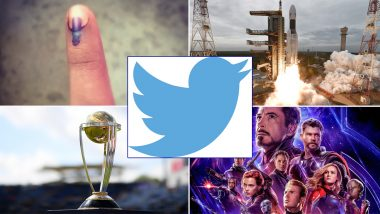 #LokSabhaElections2019 Most Tweeted About Hashtag of 2019 in India Followed by Chandrayaan 2, CWC19, Pulwama and Article 370, Check Full List Here
