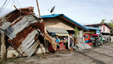Philippines: Typhoon Phanfone Kills at Least 16, Several Flights Get Cancelled