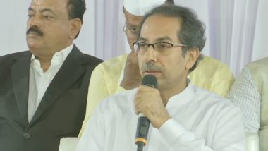 Maharashtra Government to Clear Stance on Citizenship Act After Supreme Court's Decision: Uddhav Thackeray