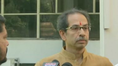 Uddhav Thackeray on Citizenship Amendment Bill 2019: Maharashtra CM Says Shiv Sena Will Only Support Bill in Rajya Sabha When Party's 'Questions' Are Answered
