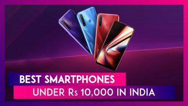 Best Smartphones Under Rs 10,000 In India; Realme 5, Redmi 7, Galaxy M10, Redmi Note 8 & More