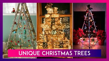Christmas 2019: 6 Unconventional And Stunning Xmas Tree Alternatives To Real Christmas Trees