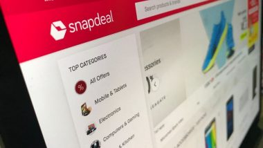Snapdeal Launches 'Sanjeevani' to Connect COVID-19 Patients with Potential Plasma Donors