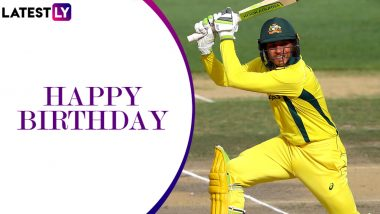 Usman Khawaja Birthday Special: 5 Remarkable Innings That Testify Grit, Determination and Patience of The Australian Cricketer