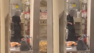 Utah Restaurant Forced to Shut After Employee Caught Urinating in Kitchen (Watch Video)