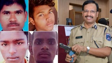 Hyderabad Encounter Reminiscent of 2008 Warangal Shootout, Both Happened Under Top Cop VC Sajjanar's Watch